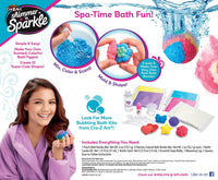 Shimmer and Sparkle Scented Bath Bombs