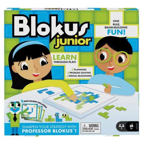 Blokus Junior Strategy Game