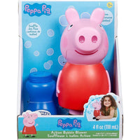 Peppa Pig Action Bubble Blower