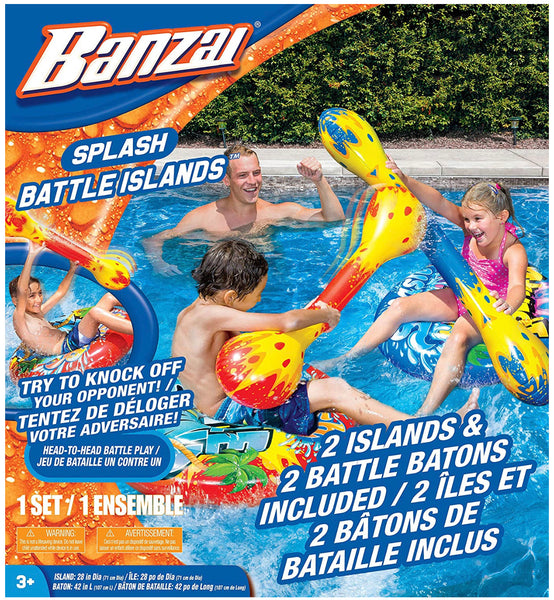 Banzai Splash Battle Islands