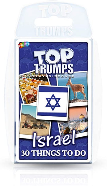Top Trumps - Israel