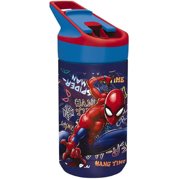 Spider-Man Square Water Bottle