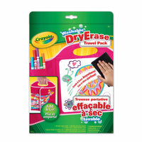 Washable Fold & Go Dry Erase Travel Pack