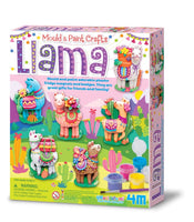 Mould & Paint Crafts - Llama
