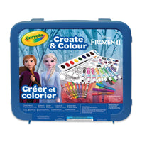 Frozen 2 Create & Color Case