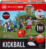 Wicked Big Giant Kick Ball
