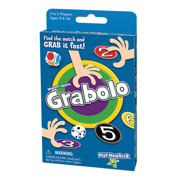 Grabolo Card Game