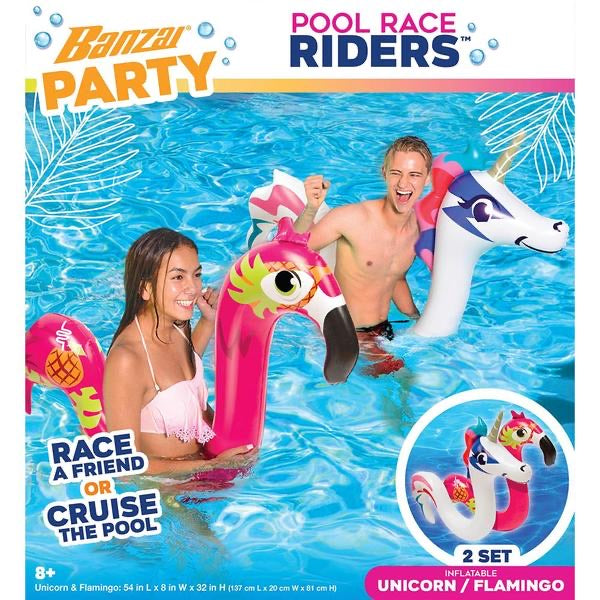 Banzai Pool Party Racers