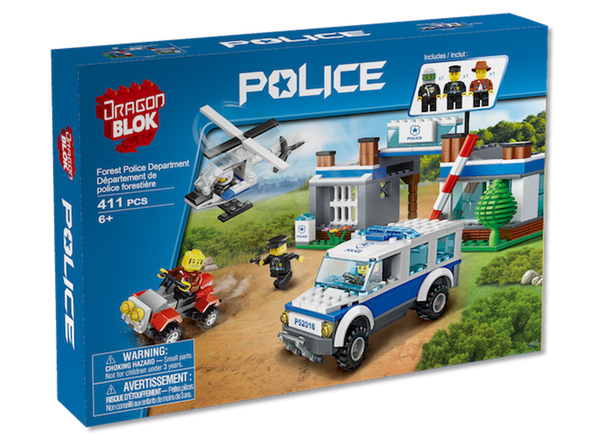 Dragon Blok - Forest Police Department