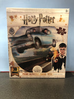 Harry Potter 3D Puzzle - Flying Car