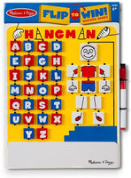 Flip to Win Hangman - Melissa & Doug