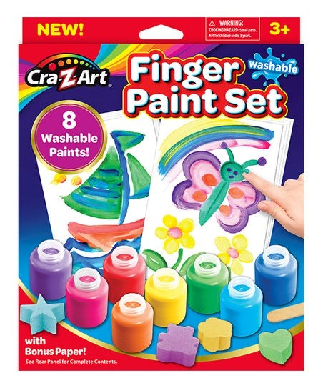 Finger Paints Kit