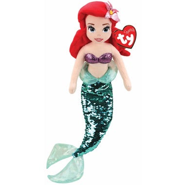 TY Sparkle Mermaid Ariel