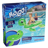 Inflatable Turtle Ride On