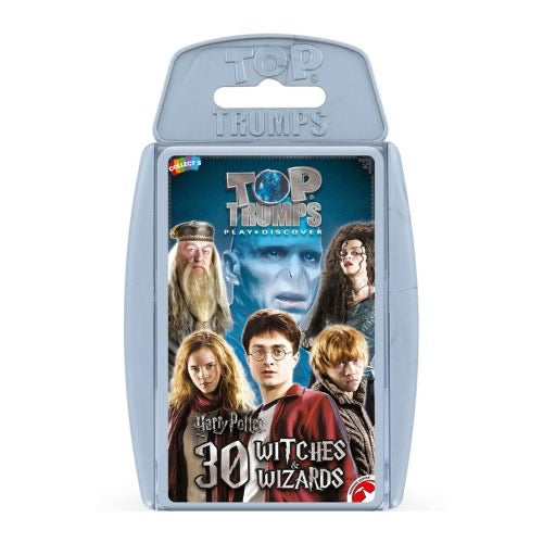 Top Trumps - Harry Potter