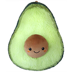 Squishables Comfort Food Avocado