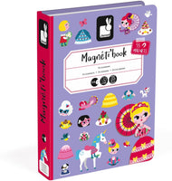 Magneti'Book Princess