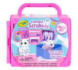 Scribble Scrubbie Salon Set