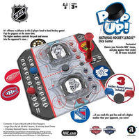 NHL Pop Up Game