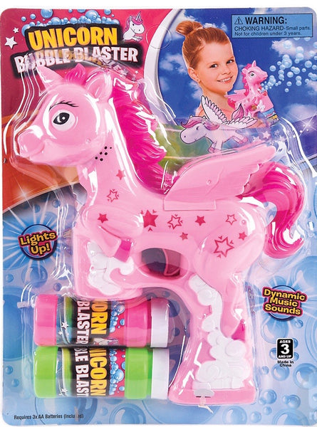 Unicorn Bubble Blaster