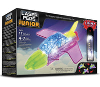 Laser Pegs Junior - Jets