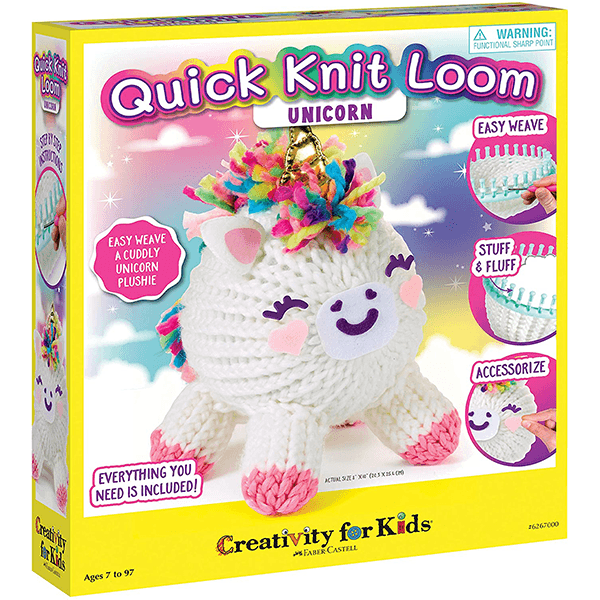 Quick Knit Loom - Unicorn