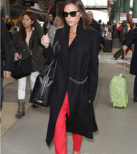 Load image into Gallery viewer, 71.59 Victoria Beckham Winter Wool Coat Diva Ultd