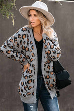 Load image into Gallery viewer, Are You Kitten Me Pocketed Cardigan