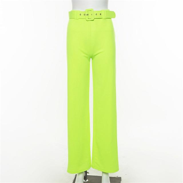 17.99 A Flare For The Dramatic Wide Leg Pants Diva Ultd