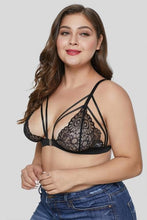 Load image into Gallery viewer, 19.85 Bambi Black Lace Bralette Diva Ultd