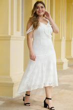 Load image into Gallery viewer, 35.99 Impressions White Dress Diva Ultd