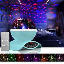 Load image into Gallery viewer, 33.99 LED Galaxy Projector Diva Ultd