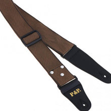 Load image into Gallery viewer, Adjustable Pure Cotton Guitar Strap - Free Shipping