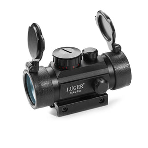 Tactical 1X40 MM Red/Green Dot Sight Scope - Free Shipping