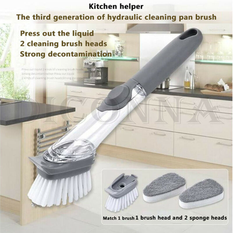 Dish Scrubber - Free Shipping