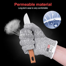 Load image into Gallery viewer, Anti Cut Gloves for Cutting Up Meat Different Sizes Available - Free Shipping