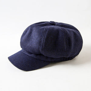 Women Wool Cotton Blend Berets - Free Shipping