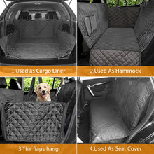 Load image into Gallery viewer, Dog Car Seat Cover - Free Shipping