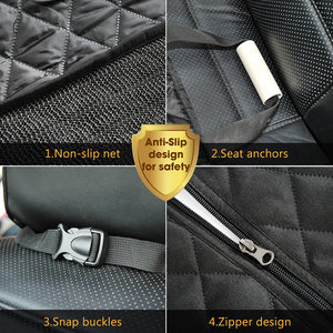 Dog Car Seat Cover - Free Shipping