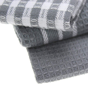 3 pcs/set Kitchen Towels 100% Natural Cotton Tea Towels - Free Shipping