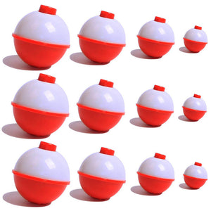 5pcs Round Plastic Fishing Float/Bobber - Free Shipping