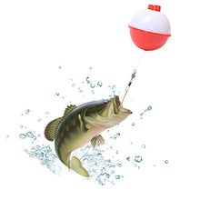Load image into Gallery viewer, 5pcs Round Plastic Fishing Float/Bobber - Free Shipping