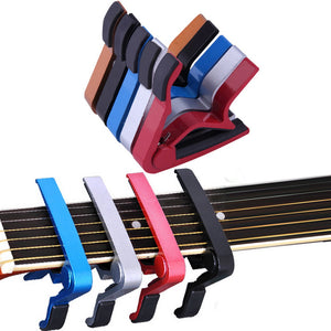 Great Quality Guitar Capo - Different Colors Available - Free Shipping