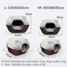 Load image into Gallery viewer, 2 In 1 Cat Bed - Free Shipping