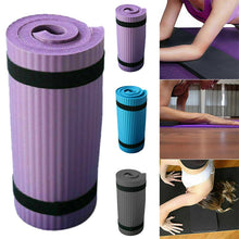 Load image into Gallery viewer, 10mm Thick Comfy Yoga Mat - Free Shipping