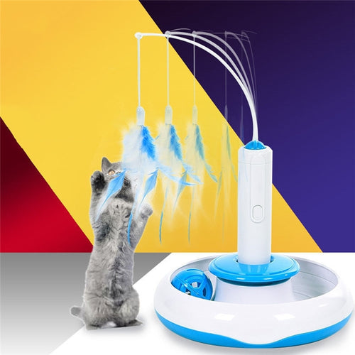 Interactive Pet Toy - Free Shipping