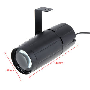 Cool LED Red Blue White Spotlight - Free Shipping