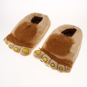 Big Foot Slippers - Free Shipping