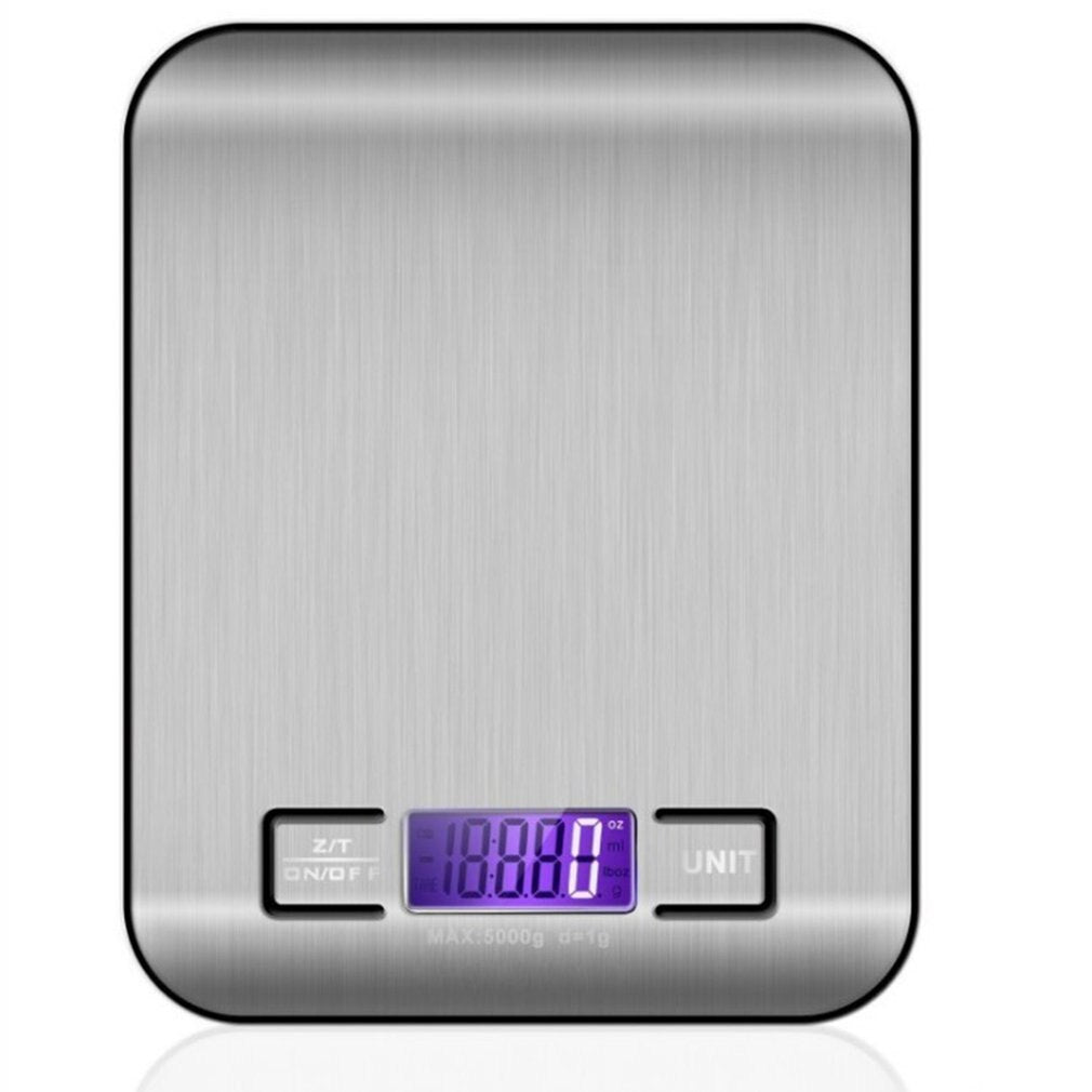 Stainless Steel Kitchen Scale - Free Shipping