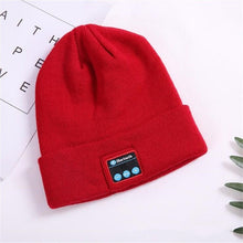 Load image into Gallery viewer, Bluetooth Toque Beanie - Free Shipping